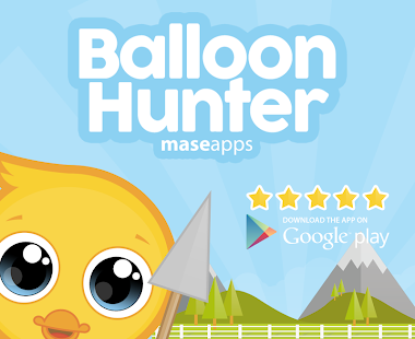 Balloon Hunter- screenshot thumbnail
