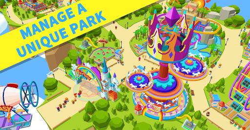 Idle Fantasy Park II - Tycoon 2.12 screenshots 1