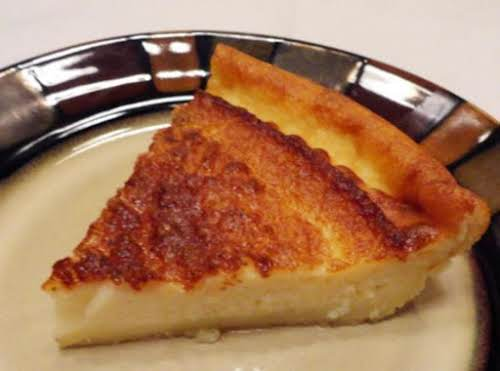 "Magic Crust Custard Pie ""This pie is so very easy to make..."