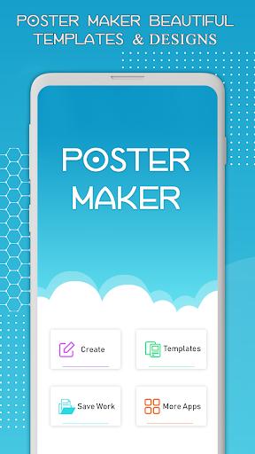 Poster Maker, Flyer Designer, Ads Page Designer 2.2 screenshots 1