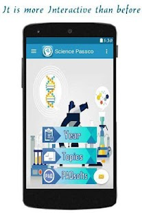 SCIENCE PASSCO screenshot