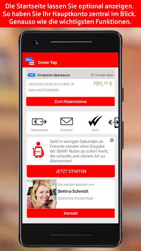 Sparkasse   Ihre mobile Filiale  screenshots 8