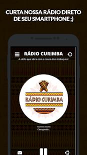Rádio Curimba screenshot 1