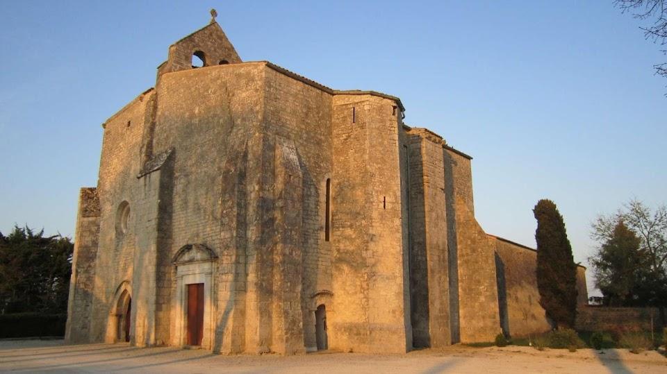 Eglise de Puyravault