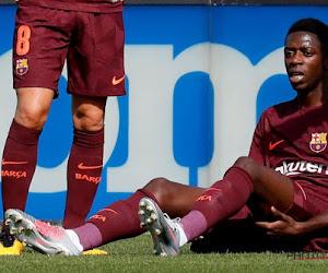 Barça : longue absence confirmée pour Dembélé