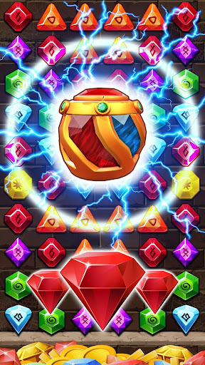 Jewel Ancient: find treasure in Pyramid 2.4.2 screenshots 1