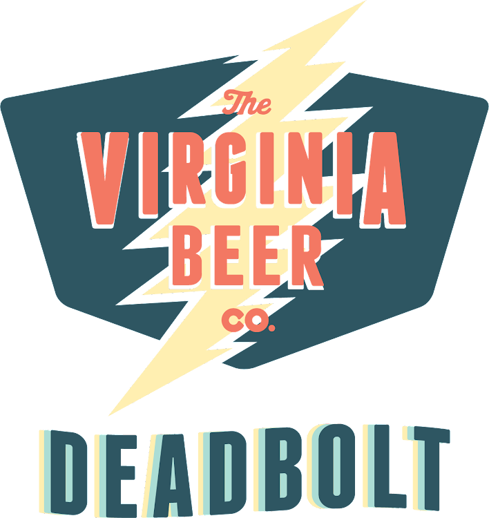 Logo of Virginia Beer Co. DEADBOLT