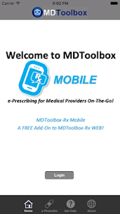 MDToolbox Rx- screenshot thumbnail