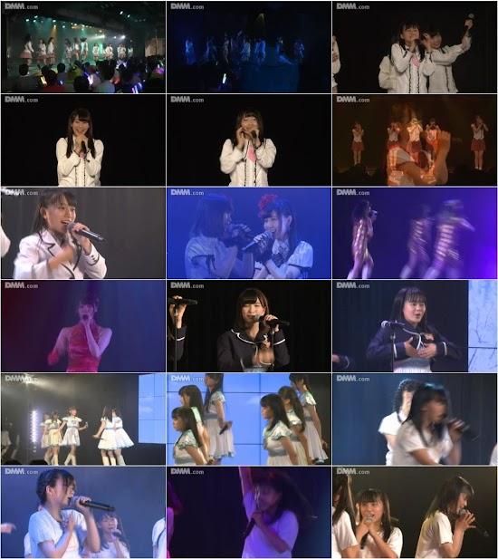 (LIVE)(公演) SKE48 研究生 「PARTYが始まるよ」公演 160615 160620