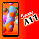 Samsung Galaxy A11 Launcher: Themes & Wallpapers icon
