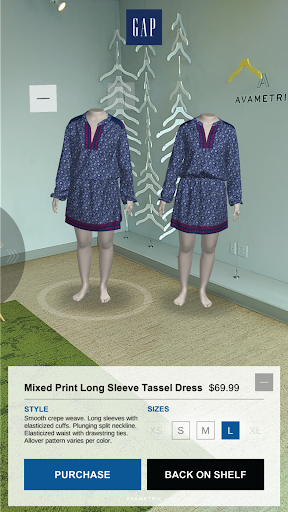 DressingRoom app (apk) free download for Android/PC/Windows screenshot