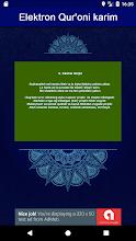 Download Elektron Qur'on (O'zbek) Free