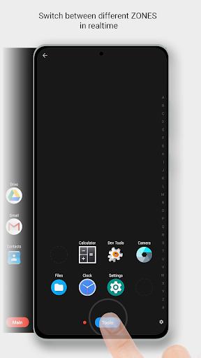 Zone Launcher - One Swipe Edge Launcher and Drawer 0.4.10 screenshots 5