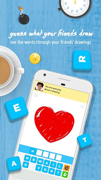 Draw Something Screenshot Image
