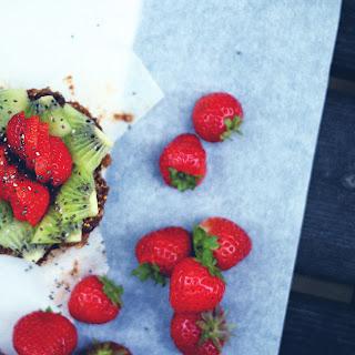Strawberry Kiwi Fruit Tart Recipes