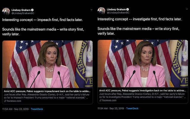 Impeach to Investigate