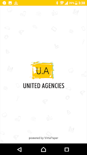 United Agencies - explore with an open imagination - náhled