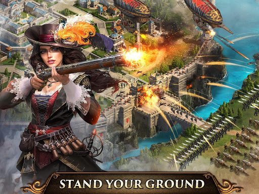 Guns of Glory: Asia for PC