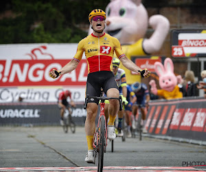 Danny van Poppel en Lampaert op podium maar sterke Noor wint Dwars door het Hageland