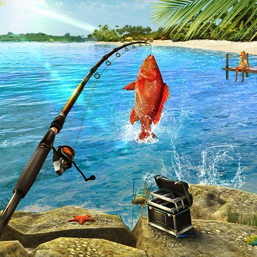 Fishing Clash: Angelspiel. 3D Welt der Fischer