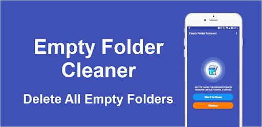 Nettoyeur de dossier vide - Delete Empty Folders