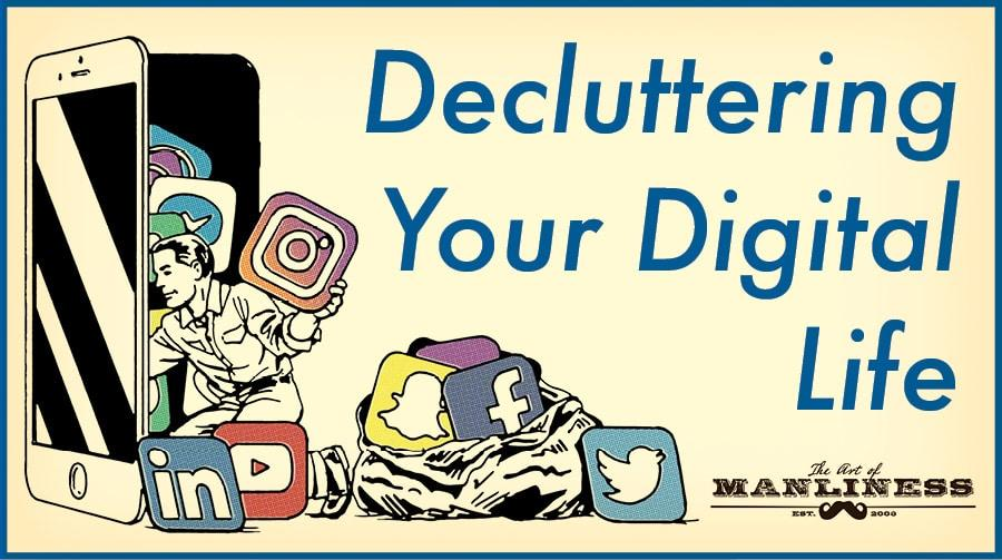 Image result for digital declutter