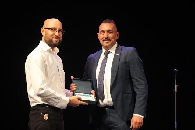El 'Premio a la Promoción del Pueblo Gitano' recayó en Antonio Martín, cabo 1º de la Guardia Civil.
