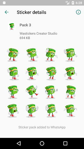 Money Stickers for WhatsApp - WAStickerapps hack tool