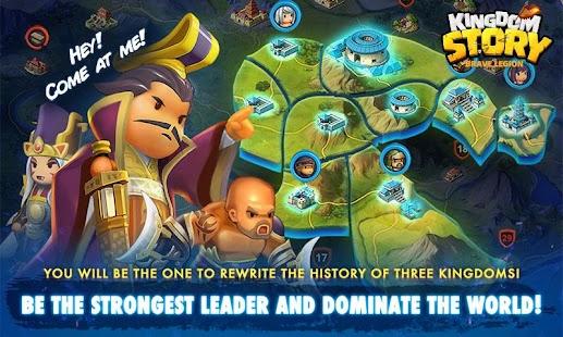 Kingdom Story: Brave Legion - náhled