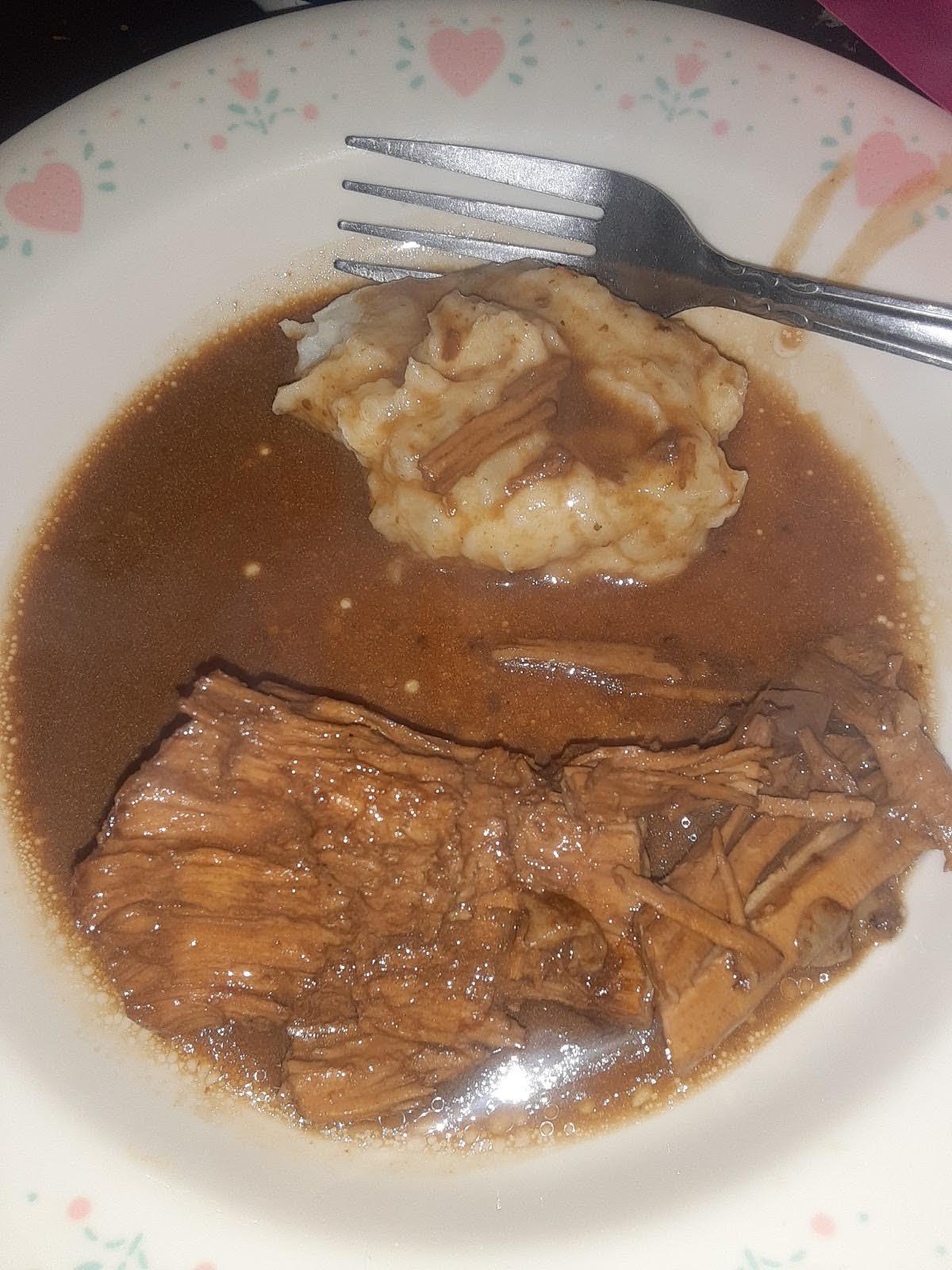 Instant Pot Pork Loin