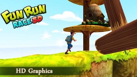 Fun Run Race 3D screenshot 4