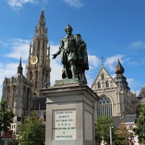 「フランダースの犬」の舞台、ベルギーの世界遺産「アントワープ聖母大聖堂」の魅力