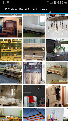 DIY Wood Pallet Projects Ideas