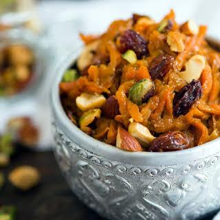 Punjabi-Style Carrot Pudding.