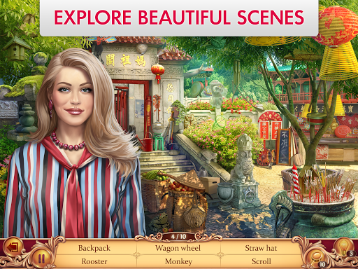 Hidden Relics: Art Detective apklade screenshots 2