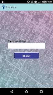 Localiza - náhled