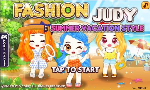 Fashion Judy: Summer vacation