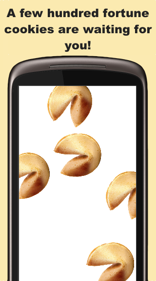 Fortune Cookie- screenshot