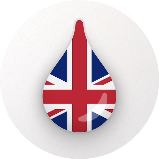 Drops: Learn English. Speak English. icon