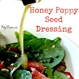 Poppy Seed Salad Dressing.