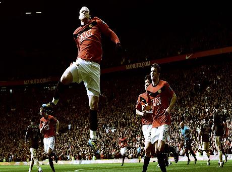 Manchester United Wallpaper HD Custom New Tab