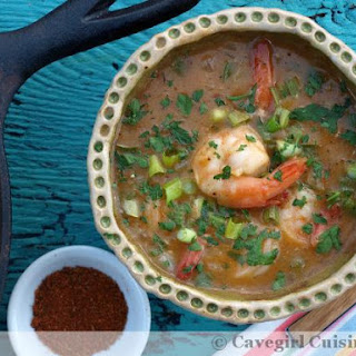 Gluten-Free Shrimp Étouffée.