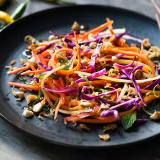 Crispy Crunchy Asian Mashup Salad