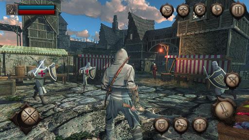 Ninja Samurai Assassin Hunter 2020- Creed Hero  screenshots 4