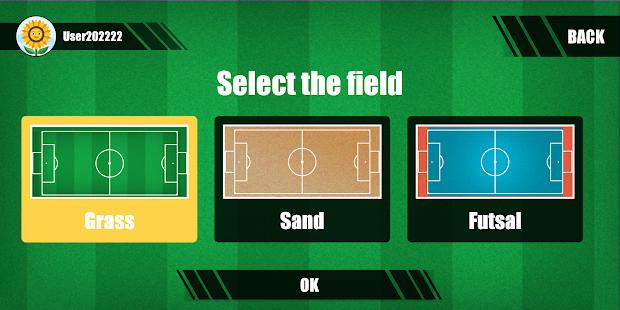 LG Button Soccer - náhled