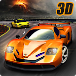 Fast Racing Car 3D Simulator Icon