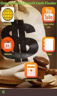 Class Action Lawsuit Cash - náhled