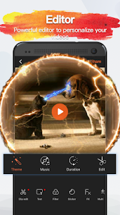 VivaVideo PRO Video Editor HD Screenshot