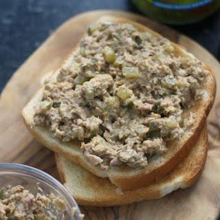 Sardine & Pickle Sandwiches Recipe
