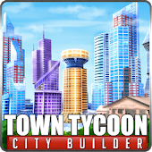 Town Tycoon : City Builder Sim